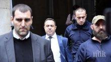 Удължиха ареста на зам.-министър Живков и останалите задържани за аферата с боклука