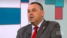 Шефът на вътрешната сигурност в МВР издаде кого ще арестуват за кокаина и полицейския рекет