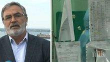 Доц. Ангел Кунчев с важна новина кога ще се появи ваксината срещу коронавируса и ще свалим ли маските: Черноморието ни е най-безопасното място в Европа