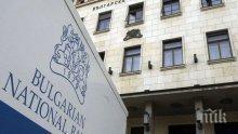 БНБ ОПОВЕСТИ: Външният дълг намалява с 576 млн. евро