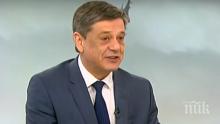 Ген. Константин Попов: Справяме се успешно с пандемията от COVID-19, дано излезем по-силни от кризата