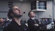 Двама българи са работили за изстрелването на ракетата на SpaceX в Космоса