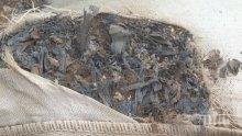 Започва проверка за загробения в Червен бряг боклук