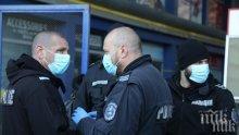 МВР във Варна провери 515 души под карантина