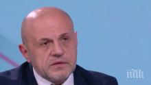 Томислав Дончев: Когато се разделим с коронавируса, хората от щаба заслужават поне по една седмица почивка