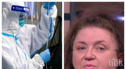 Проф. Радостина Александрова: Използването на кръвна плазма при лечението на COVID-19 е обещаващо