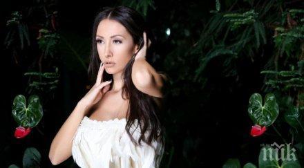 джена записа втори албум народни песни