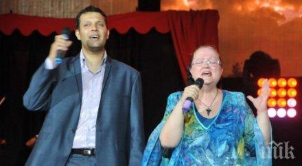 Ваня Костова живее на помощи