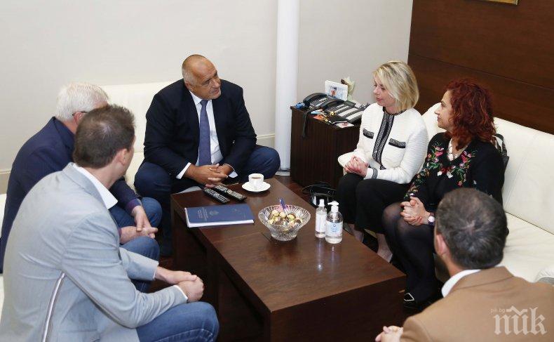 Премиерът Борисов с важна среща в Министерски съвет - ето какви мерки се разхлабват (СНИМКИ)