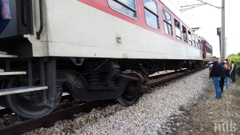 ОТ ПЪРВО ЛИЦЕ: Пътничка в дерайлиралия влак разказа за преживения ужас