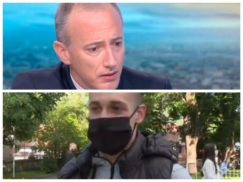 Министър Вълчев: Училищата сега са най-безопасното място, 40 000 деца без таблети и интернет