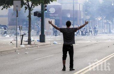 В САЩ Е СТРАШНО: Размириците и протестите се разгарят - нова жертва и масова разруха, атаки има в много градове (СНИМКИ/ ВИДЕО)