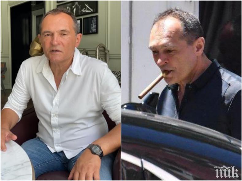 Васил Божков готов да продължава с разкритията срещу властта - ще разказва историята за Али Баба (ВИДЕО)
