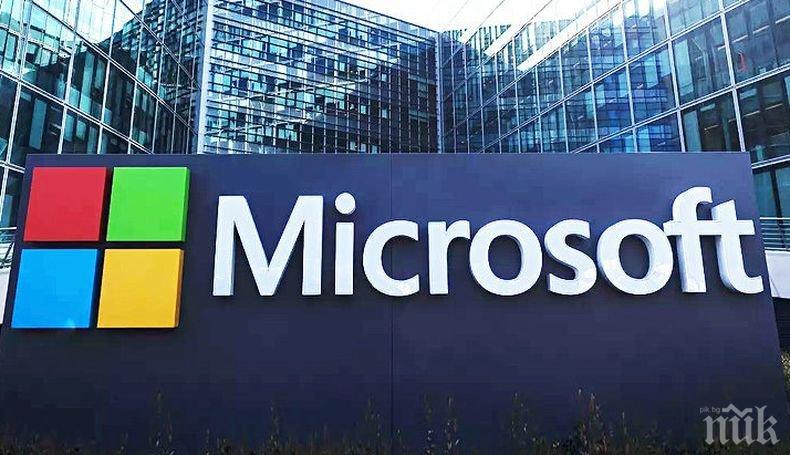 Компанията на Бил Гейтс сменя журналистите с роботи