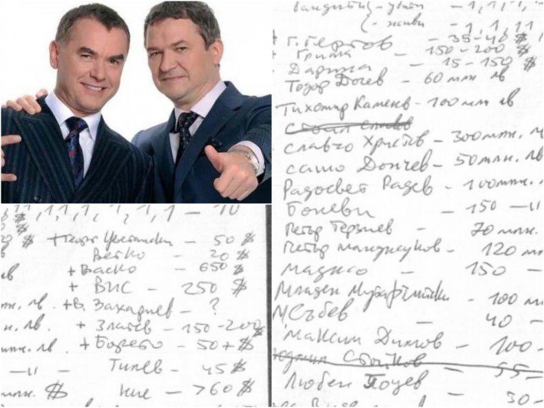 САМО В ПИК: Ето истината за списъка с милионери на Бобокови