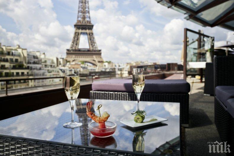 Франция отваря барове, ресторанти, музеи, курорти, кина и театри