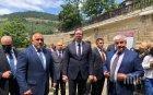 ПЪРВО В ПИК! Започна работният обяд на Борисов с Вучич във Велико Търново (СНИМКИ)