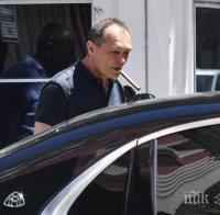 Георги Харизанов в ПИК и