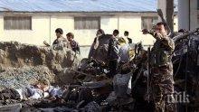 Атентатор се самовзриви в джамия в Кабул, има ранени