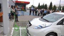 Монтират 31 зарядни станции в синята зона на Варна