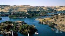 АЛАРМА: Учени предупредиха - река Нил е пълна с пластмаса