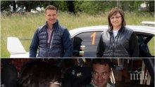 Страстта на Корнелия Нинова - бързи коли и млади мъже. Лидерката демонстрира близост с виден плейбой (СНИМКИ)