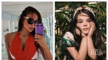 ВИП-УЧЕНИЧКА: Николета Лозанова пръсна 10 бона за училището на дъщеря си