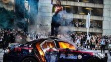 4100 души са задържани при протестите в САЩ