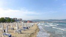 Слънчев бряг пустее след началото на туристическия сезон