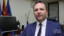 Македонският премиер се самоизолира заради контакт със заразен с коронавирус