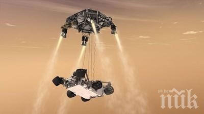 НАСА изстрелва новия марсоход на 17 юли