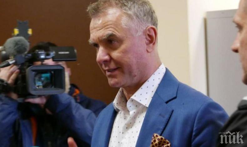 """ИЗВЪНРЕДНО В ПИК: Арестуваният бос Атанас Бобоков напуска """"Монбат"""""""