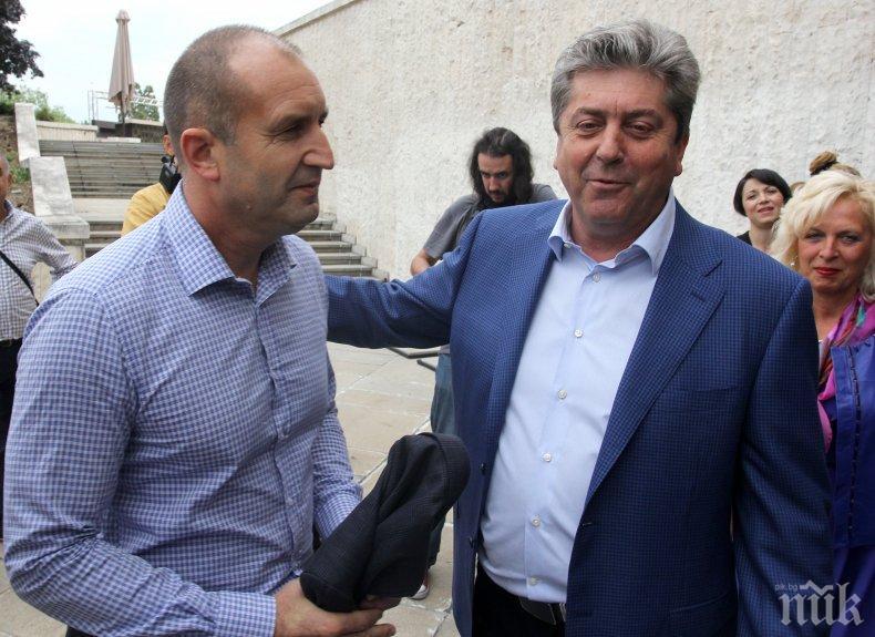 Анализатор предрече пълно фиаско за Румен Радев: Ще последва съдбата на Георги Първанов