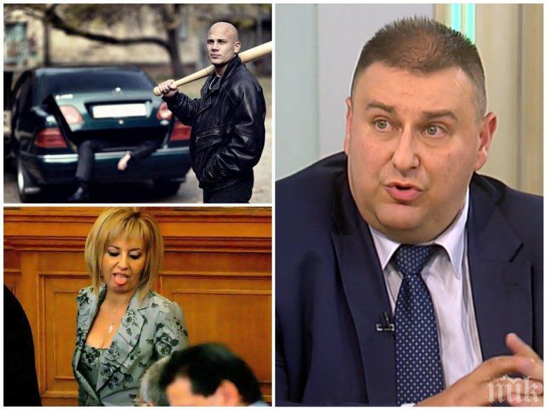 Евродепутатът Емил Радев разобличи Мая Манолова за лобистки закон: Връща ни при мутрите и рекета!