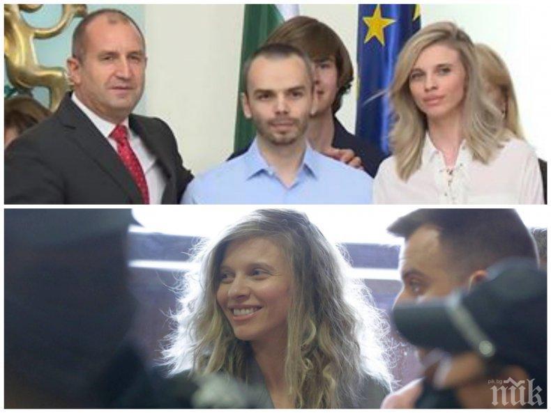 ЕКСКЛУЗИВНО В ПИК: Лилана се изцепи пред съда: Ремонтирали сме повече улици от Борисов! Президентът ми връчи награда (ОБНОВЕНА/СНИМКИ)
