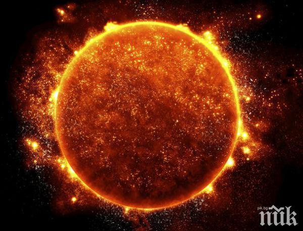 Слънцето изригва мощно, влиза в нов цикъл