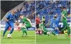 """Люто дерби в шампионата: До 88-ата минута - """"орлите"""" водят на """"сините""""..."""