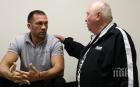 Треньорът на Кубрат Пулев се подлага на нова операция