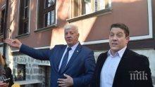 Богомил Грозев заведе Миро на кулинарен пир (СНИМКА)