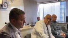 ЕКСКЛУЗИВНО В ПИК TV: Борисов и Горанов на дискусия в Института за дясна политика: Как си представяте да се рекетира най-богатия бизнесмен на прехода?! Обвиненията срещу Божков са си работа на прокуратурата (ВИДЕО/ОБНОВЕНА)