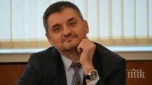 Подозрения, че Кирил Добрев е съпричастен към източването на язовир Дяково