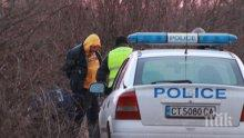 Полицейска гонка в Разград