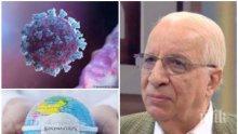 Проф. Александър Чирков със сензационна теория за пандемията:  Всеки вирус може да се манипулира и да се направи агресивен заради потъващите надолу икономики