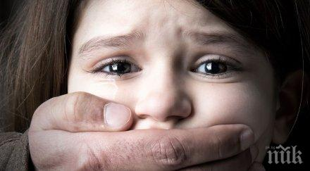 Арести в Пловдив и София заради снимки на секс извращения с деца