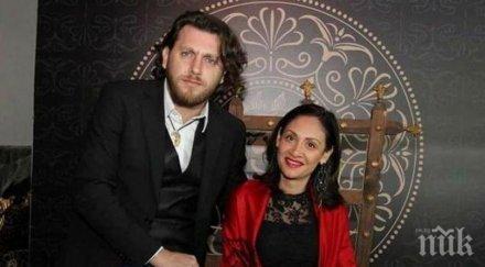 Мариана Попова и Плачков кръстиха дъщеря си на пищно парти (СНИМКИ)
