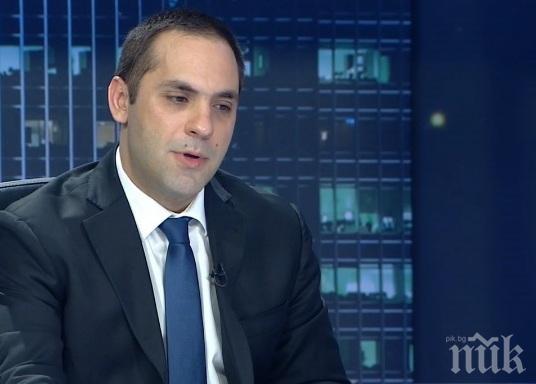 Министър Караниколов с добра прогноза за България при възстановяването от пандемията