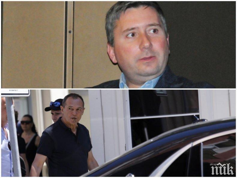 Журналисти на Иво Прокопиев рекламират нова димка на Божков: Дал 60 млн. рушвет на Борисов и Горанов. Доказателства няма