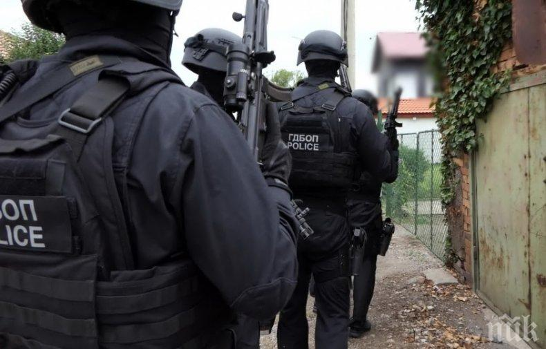 ИЗВЪНРЕДНО В ПИК! Мащабна спецакция на прокуратуратата и ГДБОП - блокираха две села (ОБНОВЕНА)