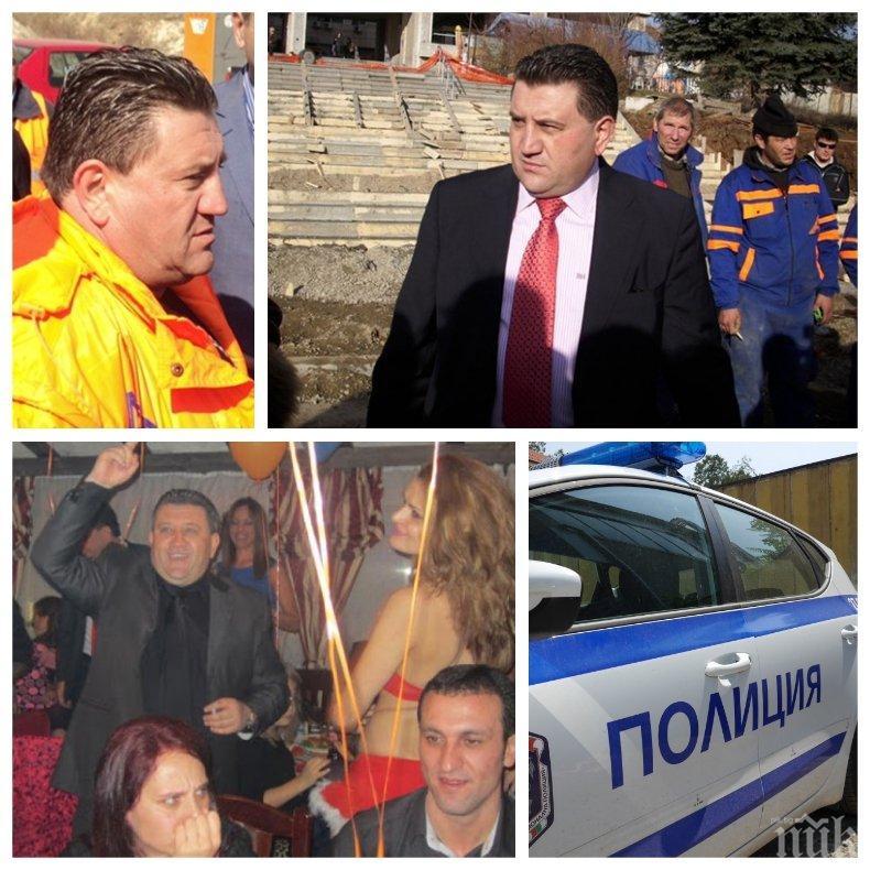 """Починалият бос на """"Агромах"""" Методи Бачев лежал 5 дни в ареста - позволил си да обиди две ченгета с """"к*рчовци такива"""""""