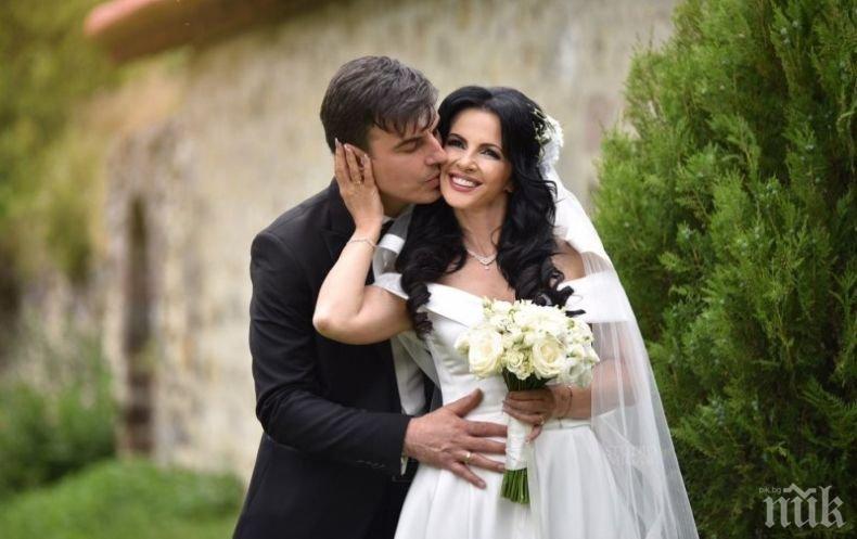 Прясната булка Роси Пейчева остана без меден месец